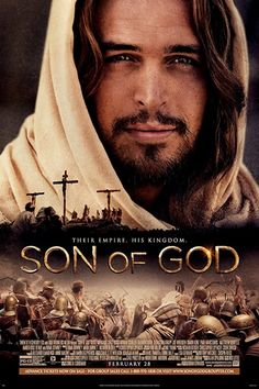 Son of God. With Diogo Morgado, Amber Rose Revah, Greg Hicks, Adrian Schiller. The life story of Jesus is told from his humble birth through his teachings, crucifixion and ultimate resurrection. Love Movie, I Movie, Best Drama Movies, Jesus Son Of God, Jesus Calms The Storm, Prabhas Pics, Resurrection Day, Jesus Christ Images, Jesus Stories