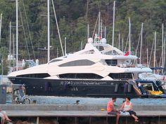 Barracuda Red Sea yacht / Marmaris Aug 2013