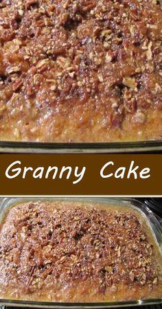 Sheet Cake Recipes, Homemade Cake Recipes, Cake Mix Recipes, Baking Recipes, Dessert Recipes, Easy Sweets, Easy Desserts, Delicious Desserts, Yummy Food