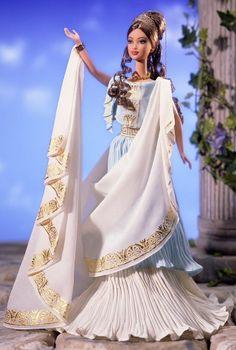 Goddess of Beauty Barbie