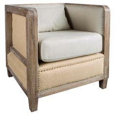 Monica Accent Chair - Aquitaine & Co. on Joss & Main