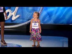 American Idol 2015 - Cutie on the IDOL