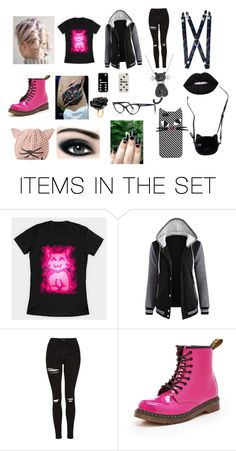"""Dan and Phil's daughter"" by walkerlover85 ❤ liked on Polyvore featuring art"