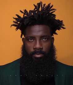 cute and easy hairstyles for black hair Dreadlock Hairstyles For Men, Black Men Hairstyles, Haircuts For Men, Easy Hairstyles, Freeform Dreads, Curly Hair Styles, Natural Hair Styles, Afro Men, Hair Reference