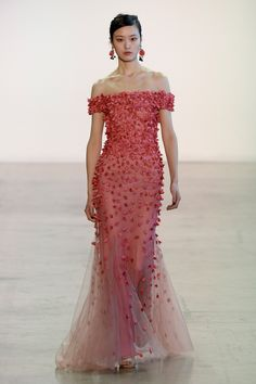 Badgley Mischka Fall 2018 Ready-to-Wear Fashion Show Collection