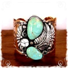 Rainier Turquoise Cuff | Soul Of The Rose®