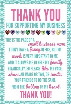 If you are my regular customer and buy from me regular Thank You from the bottom of my heart. Thank you for supporting me by buying thing from me that take care of my family. I love my job at Avon and I am so glad I made this choice. If you want to be a part of a great team and be a stay at home mom like me go to (startavon.com) use reference code: MY1724. Together we can make dreams come true!!