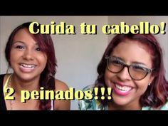 Peinados!! Music, Tips, Youtube, Tutorials, Hairdos, Hair, Musica, Musik, Advice