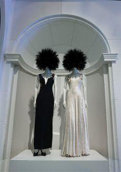 D.I.Y.: Hardware. Gianni Versace (Italian, 1946–1997), Dress, spring/summer 1994, Courtesy of Gianni Versace. Gianni Versace (Italian, 1946–1997), Dress, spring/summer 1994, Courtesy of Gianni Versace. Image © The Metropolitan Museum of Art