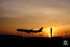 Runway 19L Suvarnabhumi International Airport (TBS - Shota Rustaveli Tbilisi International Airport, Georgia, formerly Novo Alexeyevka International Airport to Suvarnabhumi Airport, Thailand - BKK by Pattharapong Sittirach, on Flickr