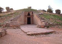 Agamemnon's Tomb, Greece