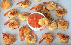 Coconut Shrimp with