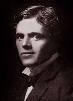 """http://clubleyenda.blogspot.com.es/ Curiosidades que desconoces de Jack London. Blog """"El busto de palas"""" #bibliotecaugr  #JackLondon #ClubdeLectura"""