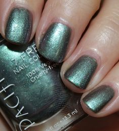Want ~ Pacifica Nail Color in  Abalone - pic, vampy varnish