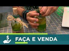 Kombina | Peter Paiva ensina a fazer um óleo fitoterápico para os pais - 12 de agosto de 2017 - YouTube