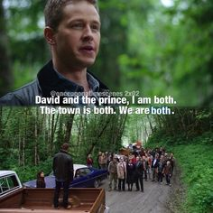We are both. {2x02}  [From @onceuponatimescenes on Instagram]