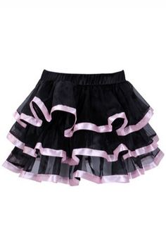 57b1a740b982 Corset Tutu Skirt,M XL XXL,Women Satin 3 Layers black with red /whtie /pink  /blue Edge Mini Novelty Burlesque Skirts,Clubwear Alternative Measures