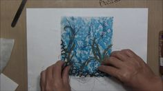 ''Treasure'' - Mixed Media Card Tutorial for Lindy's Stamp Gang