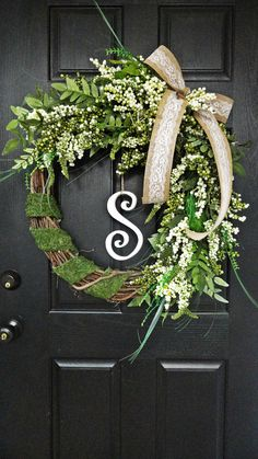 Spring and Summer Berry Wreath Wreath with by AnnabelleEveDesigns, $85.00