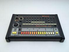 Roland TR 808 Classic Drum Machine.
