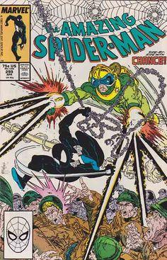 AMAZING SPIDER-MAN #299 (2nd Todd McFarlane on Spider-Man Venom(Full figure on last page)) Mint $40.00