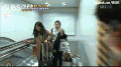 Cute couple Ji Hyo Running Man, Kim Jong Kook, Cute Love, Cute Couples, Movies And Tv Shows, Movie Tv, Korea, Songs, Concert