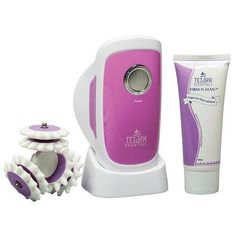 TEI Spa Slim-U-Lite Massaging System Led Therapy, Massage, Spa, Massage Therapy