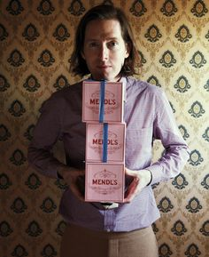 Wes anderson mendl's