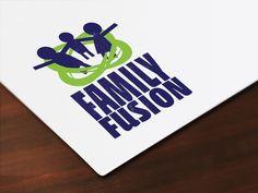 Family Fusion logo by PylesDesign • www.pylesdesign.net