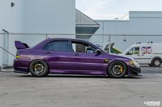 Purple Lancer