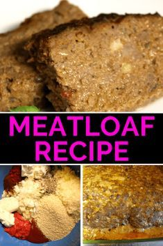 MEATLOAF RECIPE – Fitnez Feed