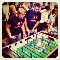 TEAM @absolunet au tournoi interagences #bbfoot2012