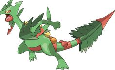 Sceptile is the best non-legendary or mythical grass type Pokemon. Sceptile has the highest speed of any grass type Pokemon in it's base form, of an impressive 120 speed stat. Pokemon Omega Ruby, Pokemon Team, Mega Pokemon, Pokemon Party, Pokemon Sun, Pokemon Pokedex, Mega Evolution Pokemon, Grass Type Pokemon, Pokemon Champions