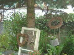 dekoriertes tischlein - wohnen und garten foto | #garten #garden, Garten und bauen