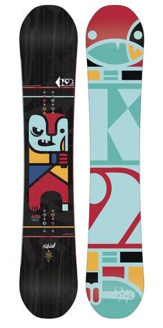 K2 Snowboard design   future board?