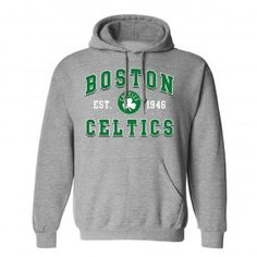 Celtics Foundation Hoodie [GREY]
