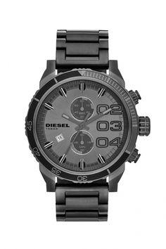 DZ4314 - Diesel Double Down heren horloge