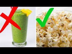 Jedz i chudnij. 20 produktów, które nie powodują otyłości, bez względu na to, ile jesz. | wiem - YouTube Grapefruit, Rice, Broccoli, Make It Yourself, Chips, Healthy, Youtube, Food, Clothes