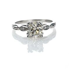 Vintage 20's ring. One of the more beautiful things I've seen, I think. If someone would like to purchase it for me, my ring size is 6 1/2.