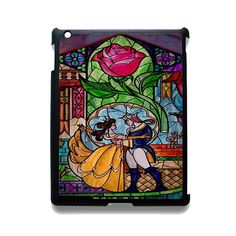 Beauty And The Beast Disney Phonecase Cover Case For Apple Ipad 2 Ipad 3 Ipad 4 Ipad Mini 2 Ipad Mini 3 Ipad Mini 4 Ipad Air Ipad Air 2