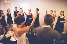 Toast, Wedding, Wedding Party, Bride, Groom, Champagne - © Sparrow Heart Photography / Morgan Bohart 2014, Pittsburgh, PA