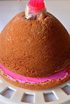 Belle cake Anna would be in heaven Belle is her fav Lol fb friend