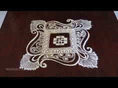 without dots rangoli Simple Rangoli Border Designs, Rangoli Designs Latest, Rangoli Borders, Free Hand Rangoli Design, Small Rangoli Design, Rangoli Ideas, Rangoli Designs With Dots, Rangoli Designs Diwali, Beautiful Rangoli Designs