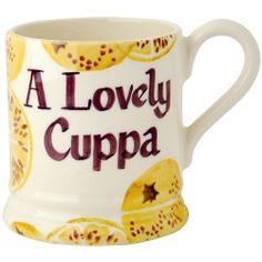 Emma Bridgewater Marmalade Personalised 0.5 Pint Mug 2014