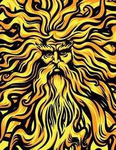 Jim Phillips art, Santa Cruz Skateboards    More illustrations & info http://www.oldskull.net/2011/05/jim-phillips/