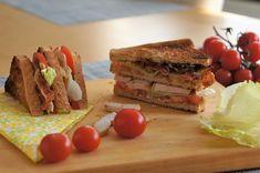 Puistolan bistro: Club sandwich Sandwiches, Club, Food, Eten, Paninis, Meals, Diet