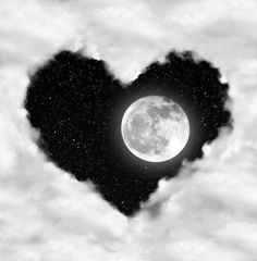 I'll watch the moon, and forever think of you.