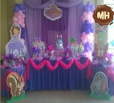 Resultado de imagen para fiesta princesa sofia