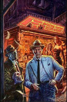 Kolchak the Night Stalker   comic books comics