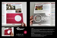 Abax Corporate Services: Open hole in one : ) Hole In One, My Love, Creative, Products, Gadget